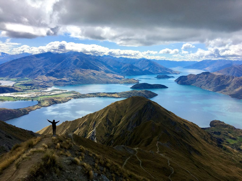 Als Backpacker in Neuseeland unterwegs