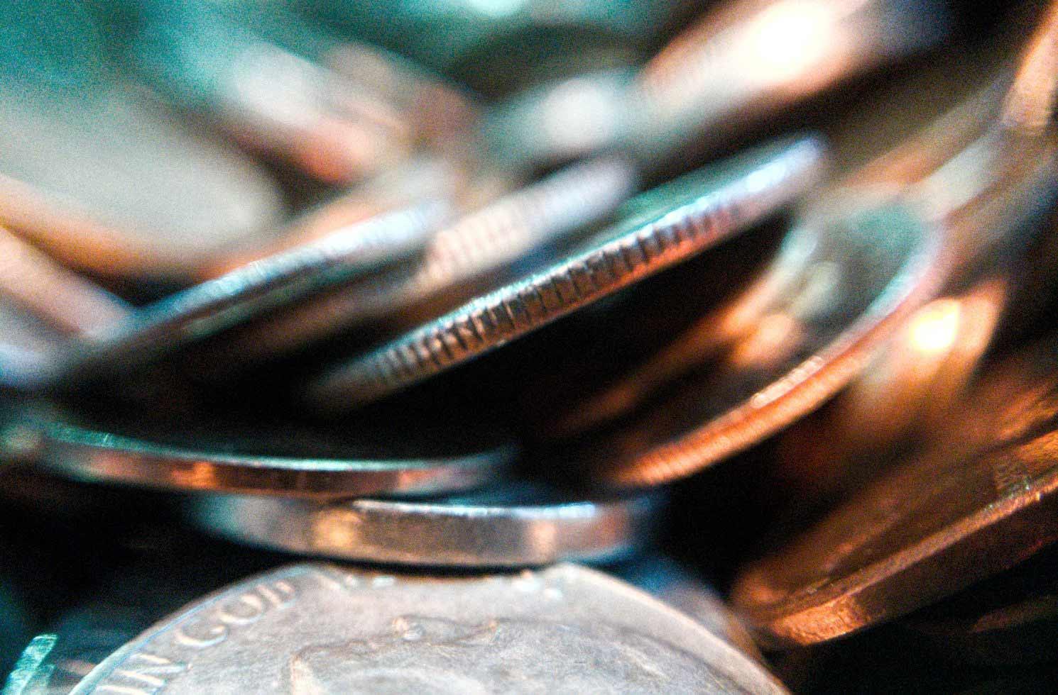 Bargeld: Münzen