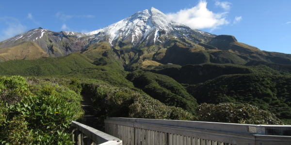 Mount Taranaki, Neuseeland