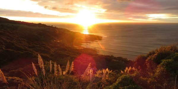 Raglan in Neuseeland