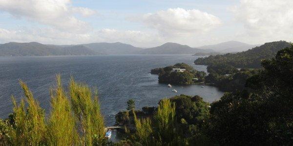 Stewart Island, Neuseeland