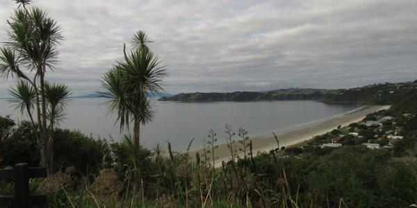 Waiheke Island in Neuseeland