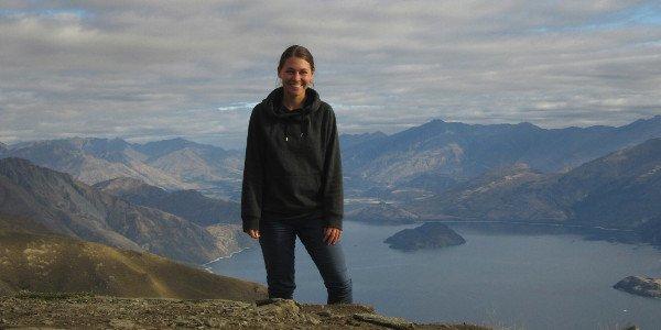 Wanaka, Mount Isthmus in Neuseeland