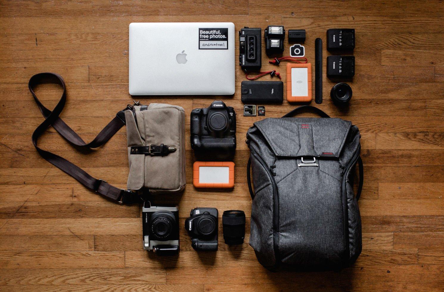 Packliste für Work & Travel