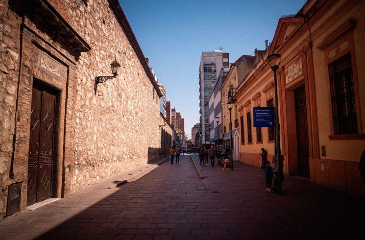 In Córdoba, Argentinien