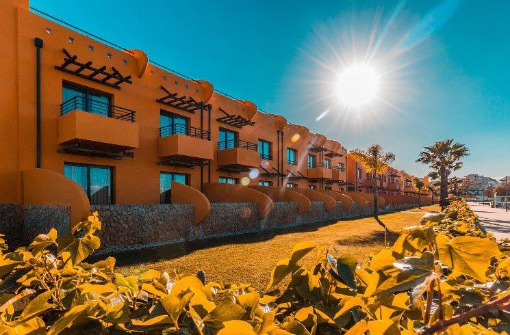 Ferienwohnungen an der Algarve, Portugal
