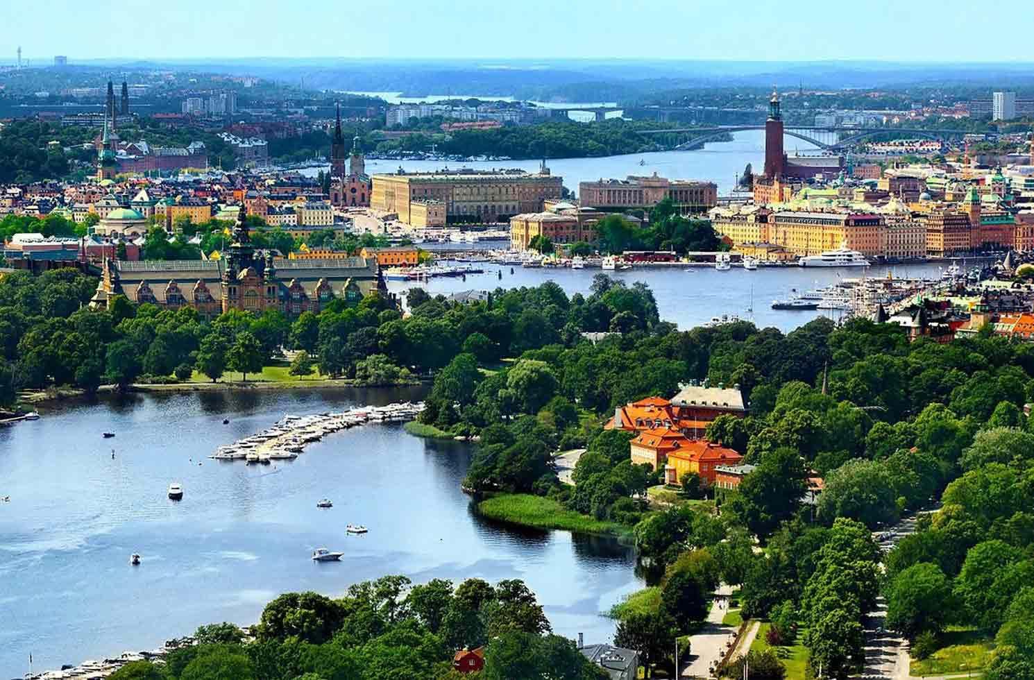 Praktikum in Schweden