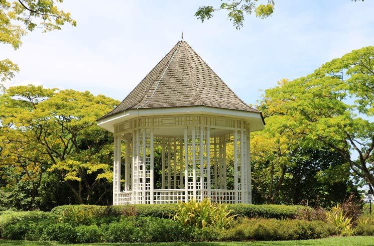 Park in Singapur