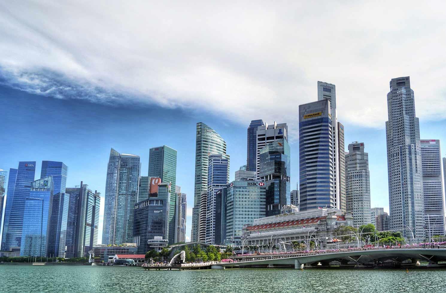 Praktikum in Singapur