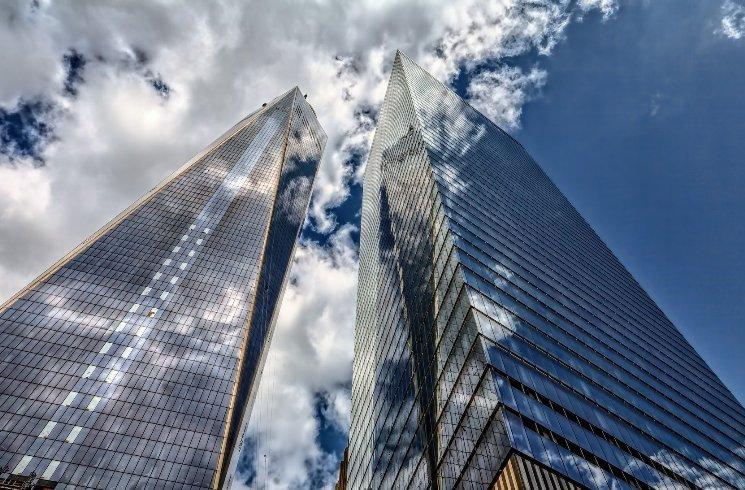 Wolkenkratzer in den USA