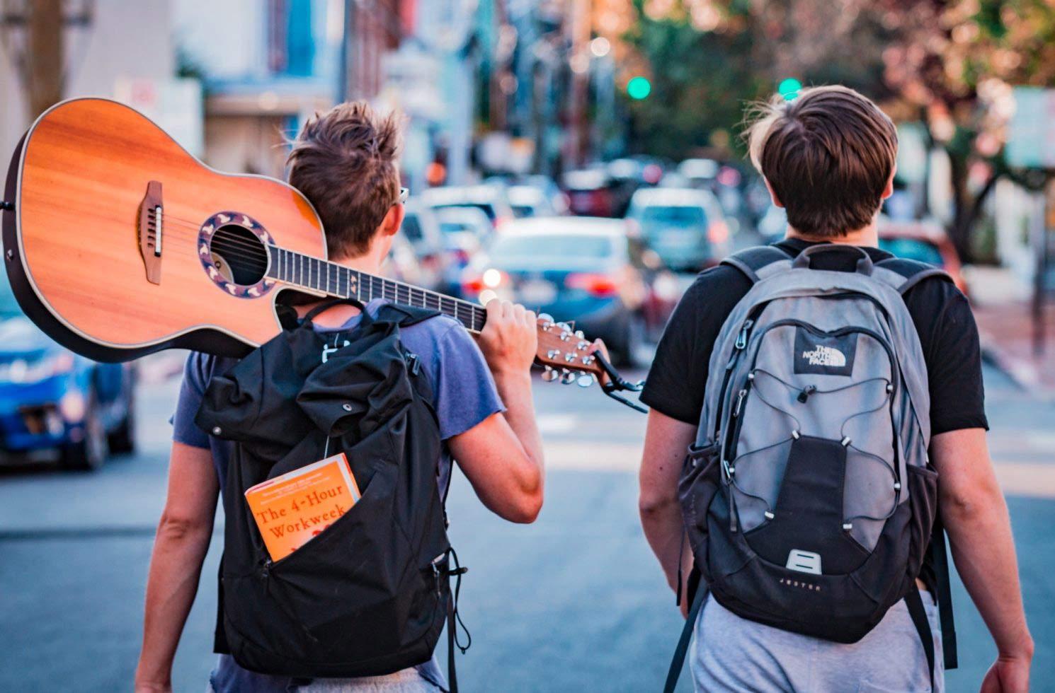 Reisepartner für Work and Travel
