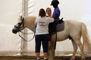 "Reittherapie Südafrika - Therapieprojekt ""Healing through Horses"""