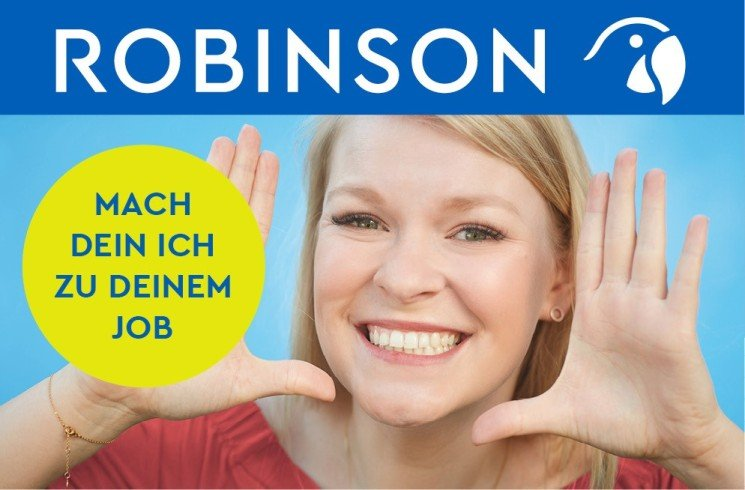 Werde Teil des Teams in einem der weltweiten  ROBINSON Clubs