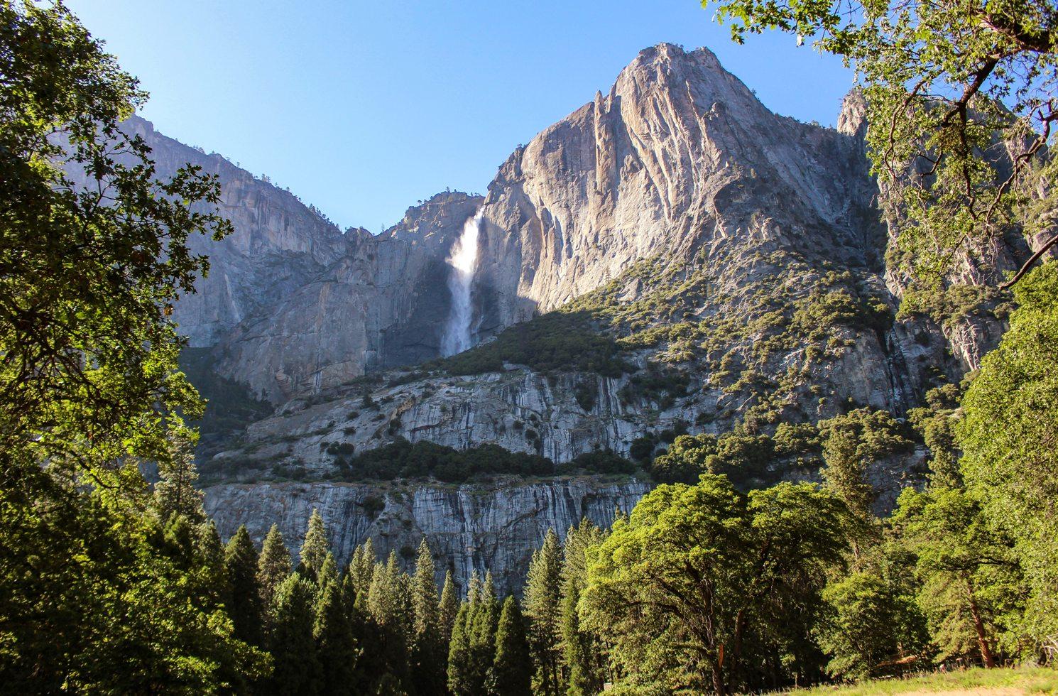 Sommerjobs in Nationalparks