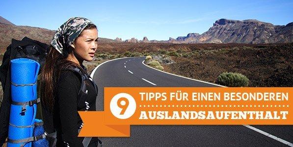 Tipps für einen besonderen Auslandsaufenthalt