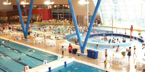 Hillcrest Aquatic Center in vancouver