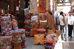 Unterwegs in Dubai: Ninas Marktbesuch