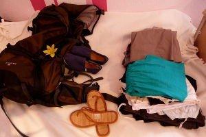 Packliste für die Weltreise
