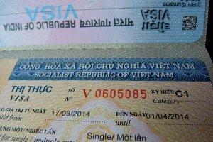 Ninas Weltreise: Touristenvisum