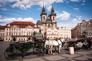 Work and Travel in Europa | Tschechiens Hauptstadt Prag