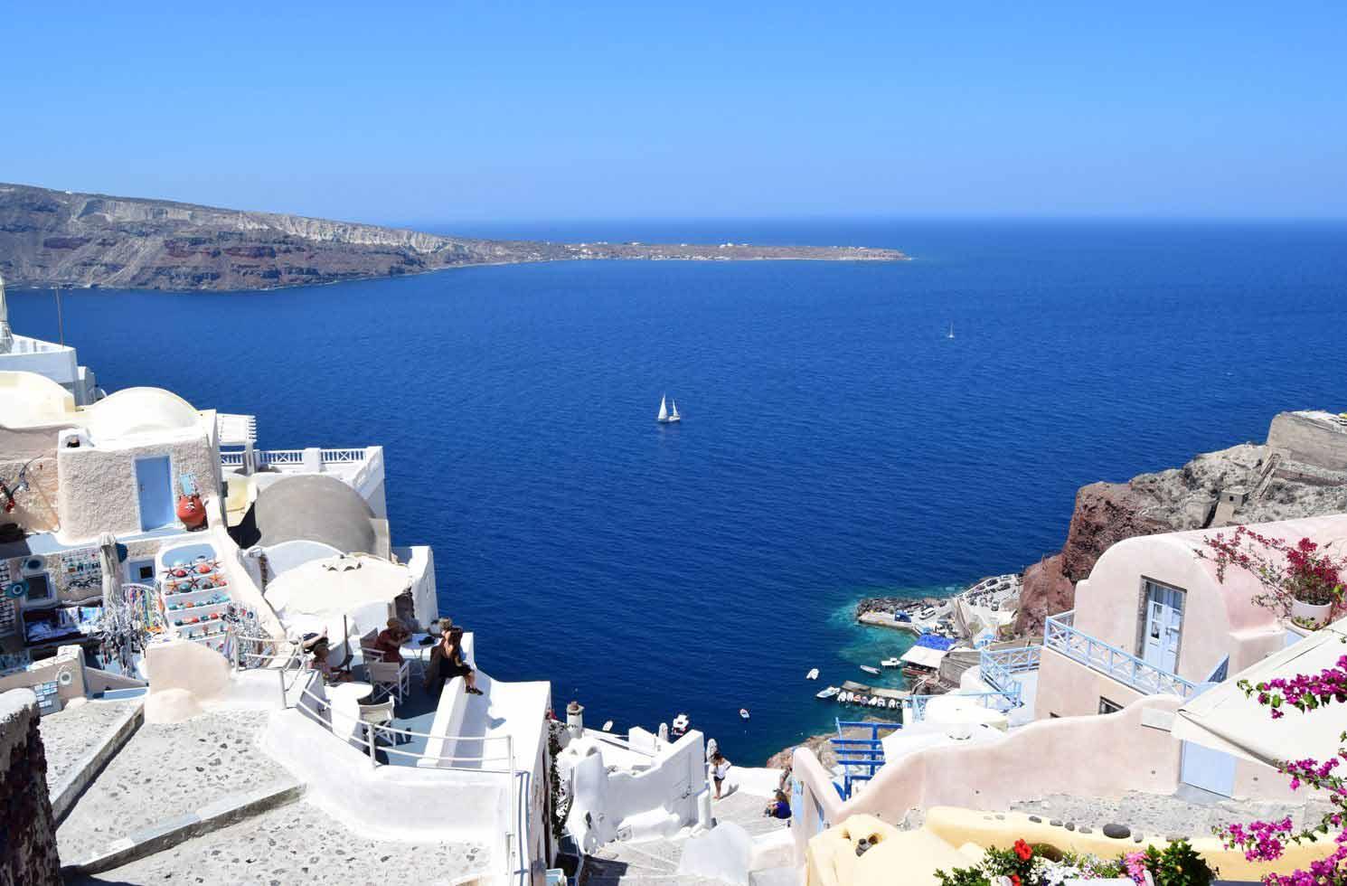 Work and Travel Griechenland