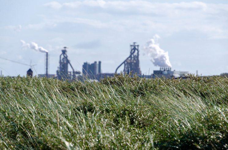 Industrieanlage in Holland
