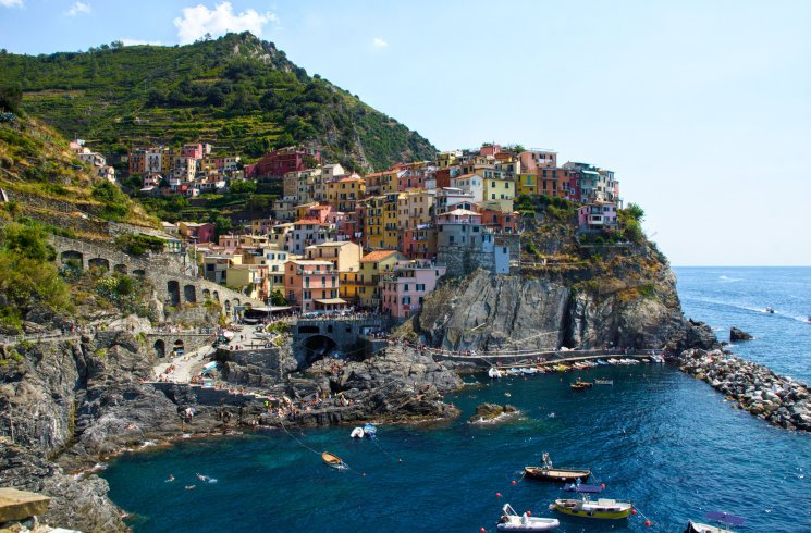 Work and Travel in Italien