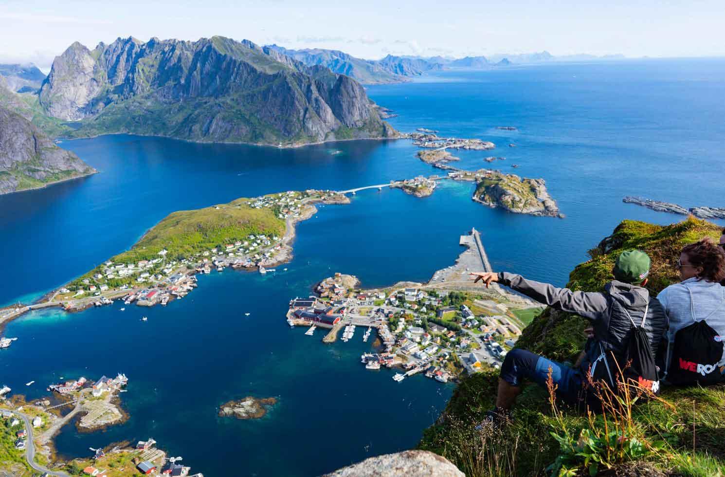 Work and Travel in Norwegen