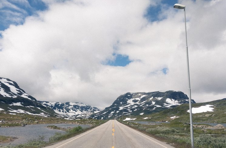 Hardangervidda, Fjell in Norwegen
