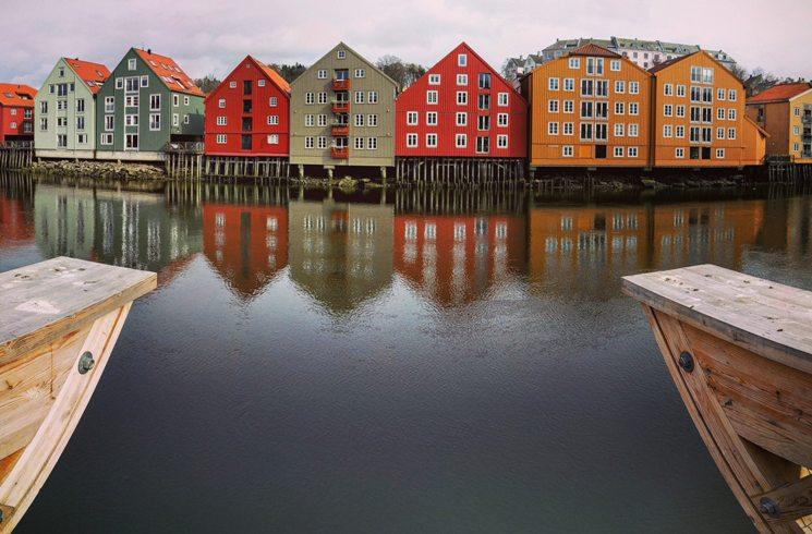 Tromso in Norwegen
