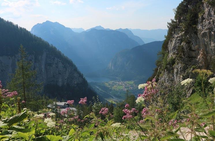 Alpenblick, Österreich