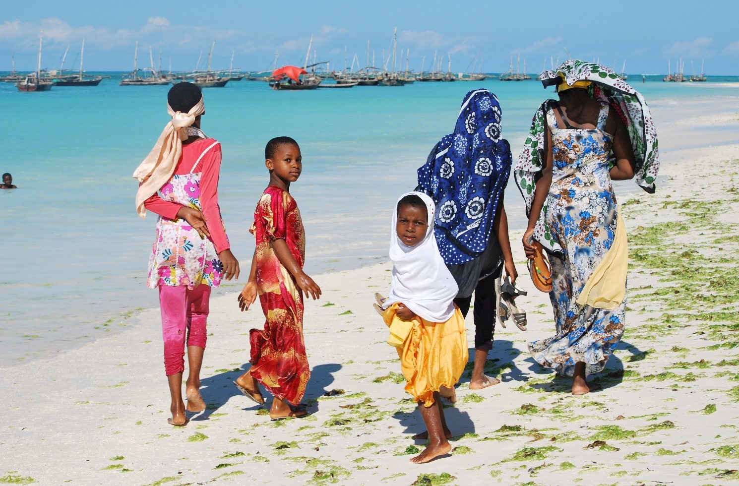 Work and Travel Sansibar
