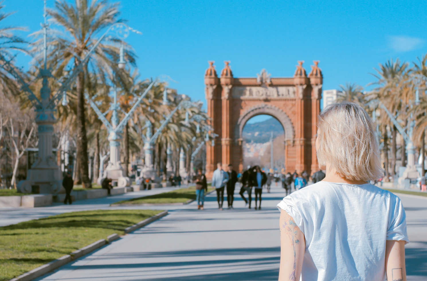 Work and Travel in Spanien