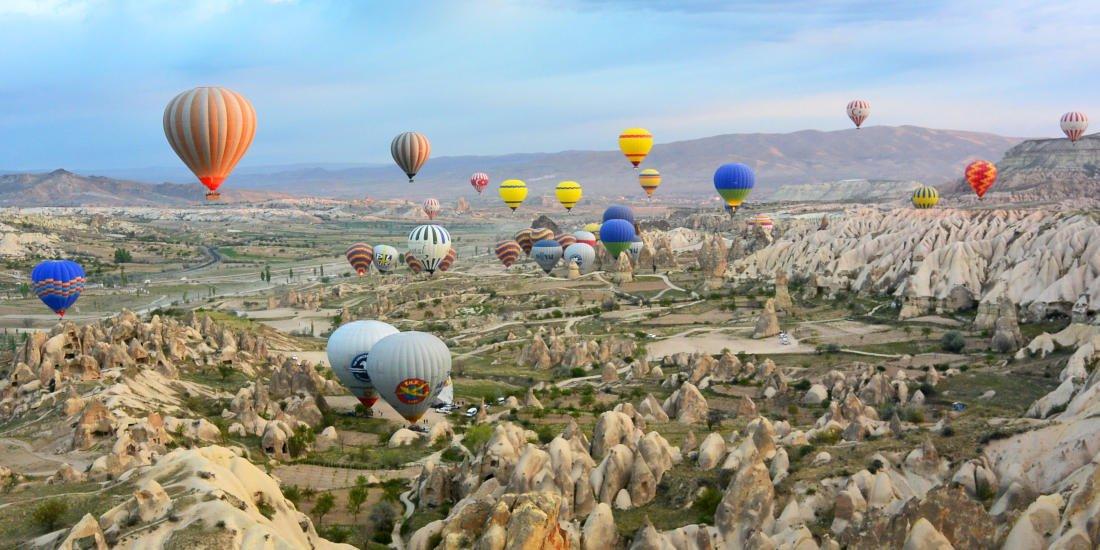 Work and Travel in der Türkei