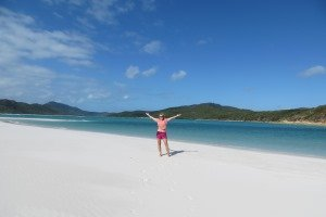 Whitehaven Beach, Airly Beach