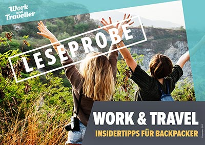 Leseprobe aus dem Work and Travel Guide