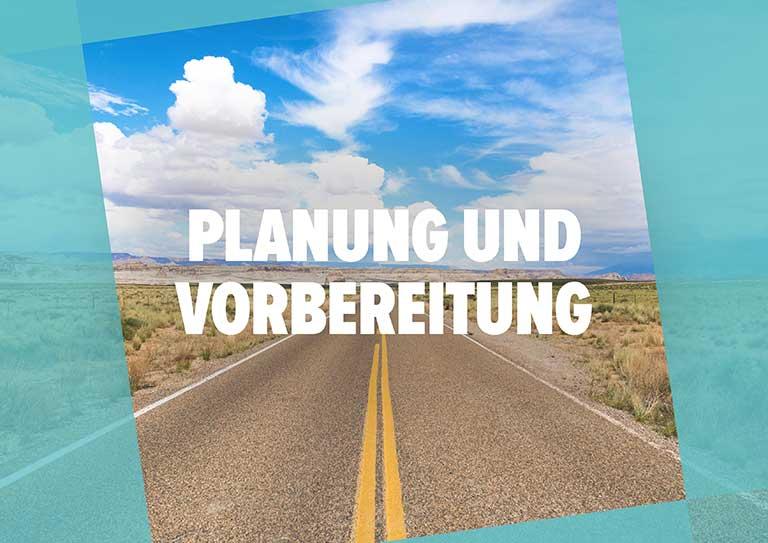 """Work & Travel Guide: Kapitel """"Planung und Vorbereitung"""""""